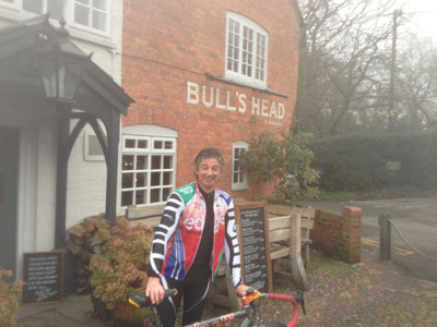 AT THE BULLS HEAD