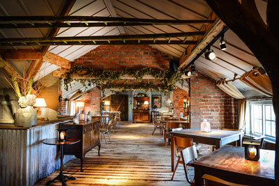 The Old Dog House private dining and party room
